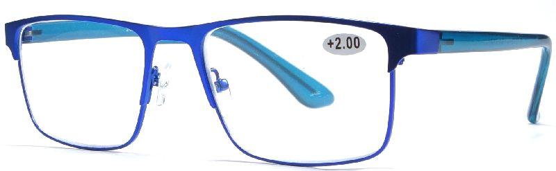 Univerzální čtecí brýle - MODRÁ MAT