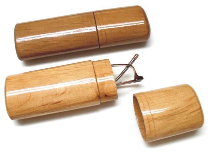 Dřevěné nasouvací pouzdro-SNÍŽENÁ KVALITA