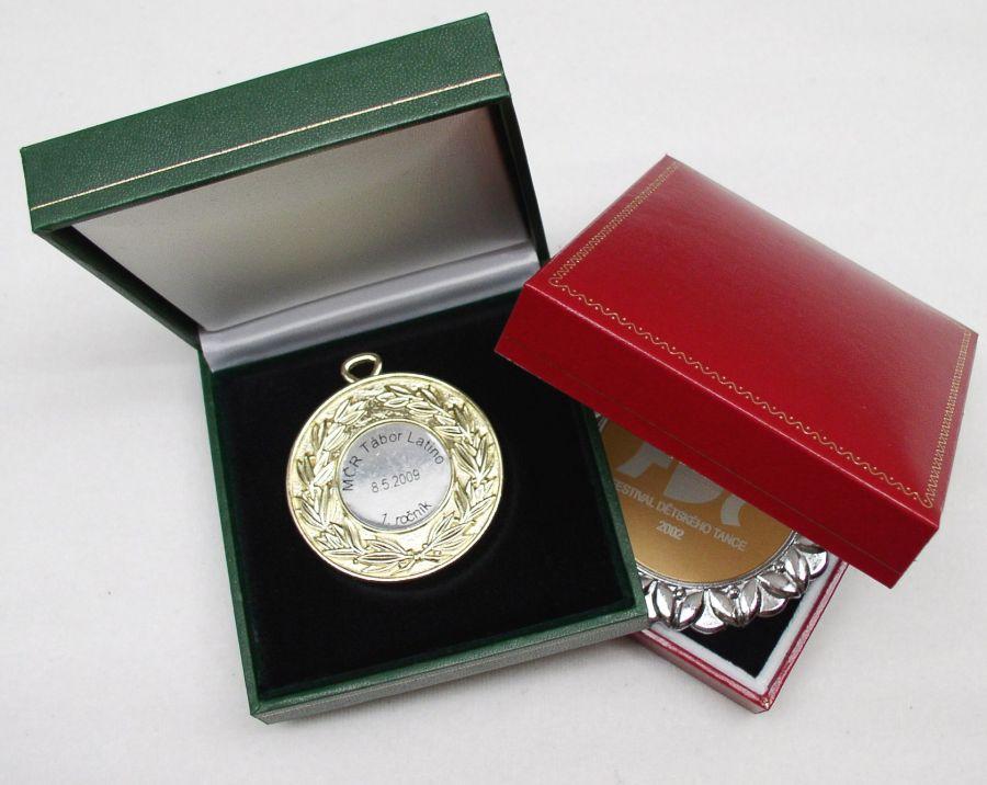 Krabička na medaili nebo minci - CLASSIC UNIVERSAL-MAX. PRŮMĚR MINCE/MEDAILE 60MM
