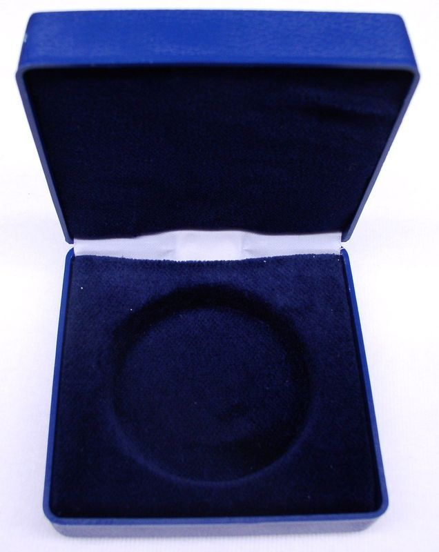 Krabička na medaili nebo minci - OCEAN UNIVERSAL-MAX. PRŮMĚR MINCE/MEDAILE 55MM