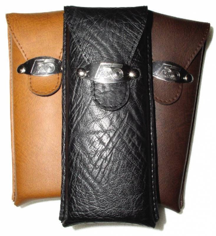 Pouzdro na brýle s výztuhou z vrchní části
