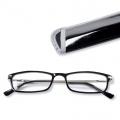 Čtecí brýle kov/plast včetně pouzdra