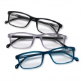 Čtecí brýle včetně pouzdra - BAL. 3 KS MIX/DIOPTRIE