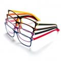 Čtecí brýle včetně pouzdra - BAL. 4 KS MIX/DIOPTRIE