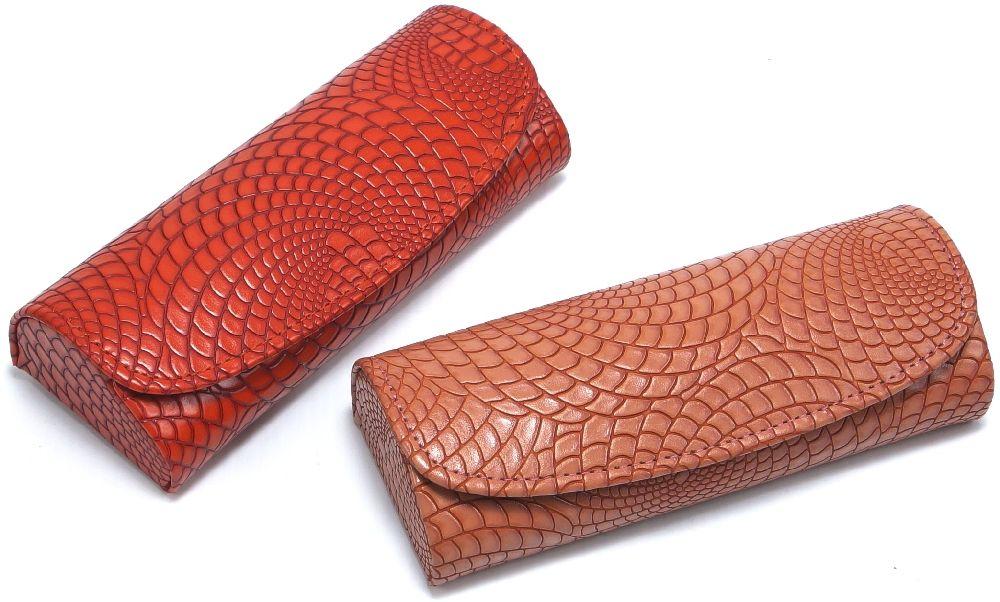 Luxusní kabelkové pouzdro na brýle