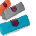 Originální kabelkové pouzdro potažené luxusní koženkou - BALENÍ 3 KS MIX