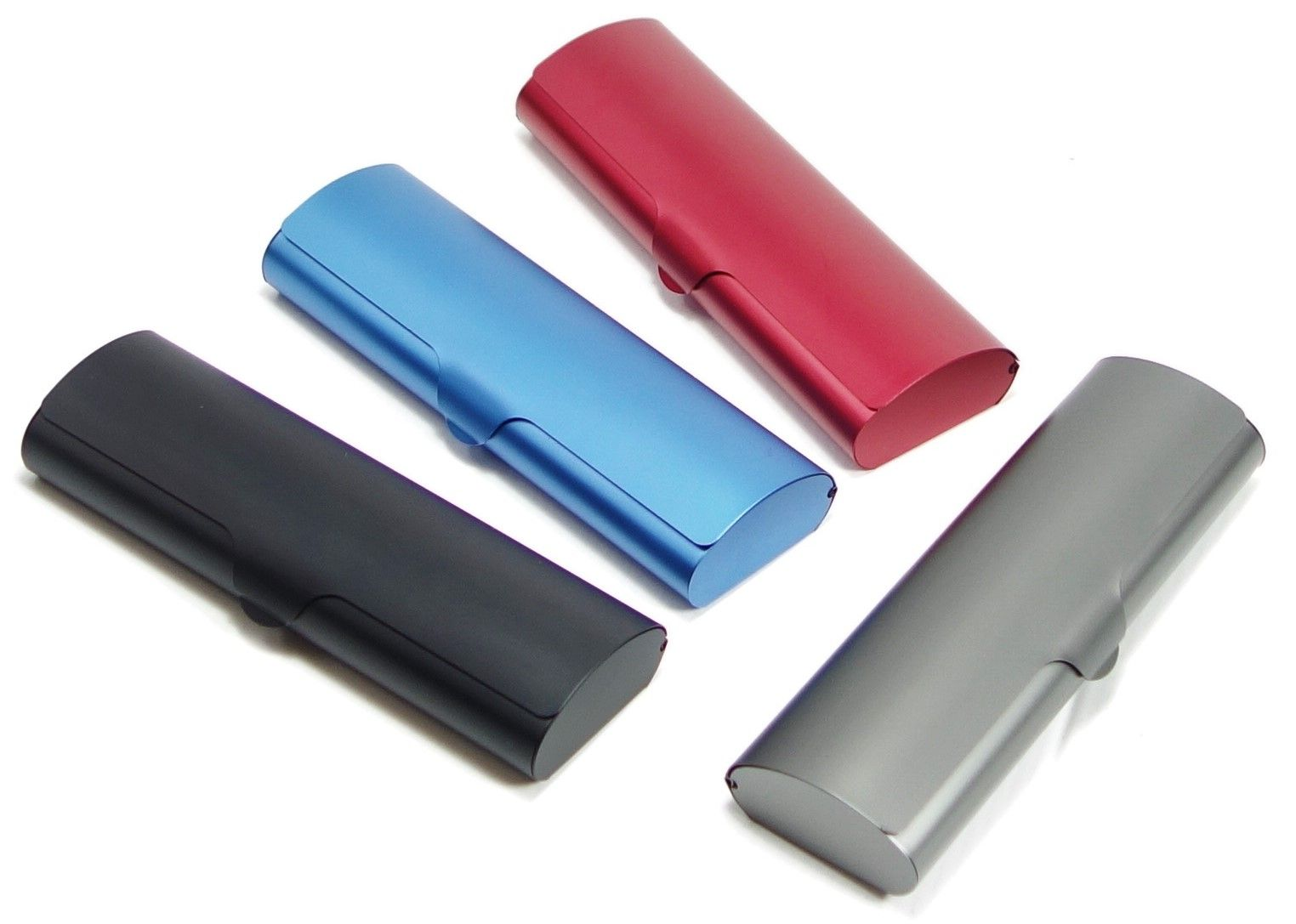 Menší aluminiové pouzdro-SLEVA 25% na kosmetické vady