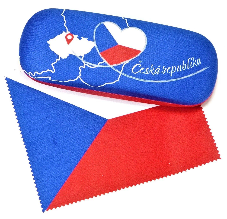 Originální pouzdro ČESKÁ REPUBLIKA