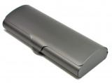 Větší hliníkové pouzdro - SLEVA 25% na kosmetické vady