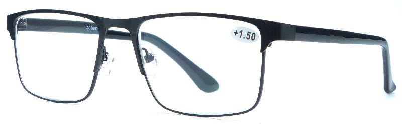 Univerzální čtecí brýle - ČERNÁ MAT